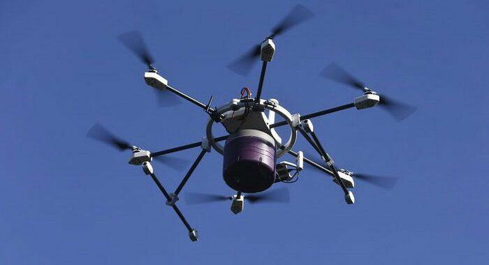 Droni in spiaggia e città, istruttorie Garante privacy