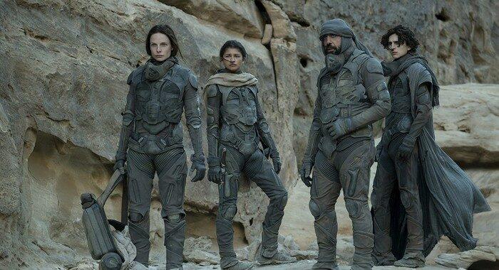 Dune, il blockbuster 4.0 che fa sognare