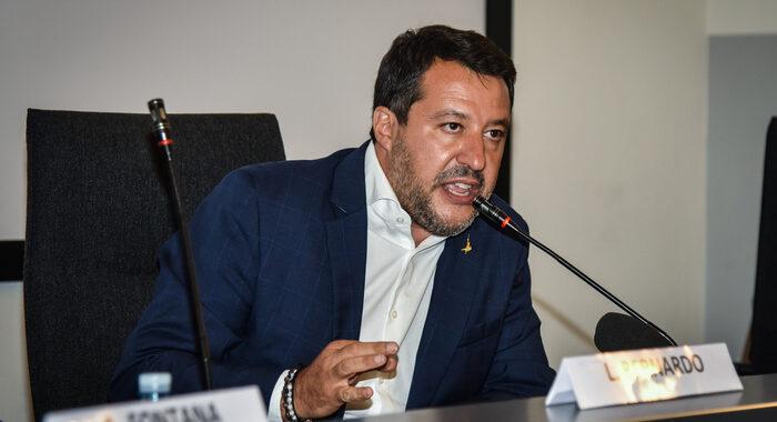 Green pass: Salvini, sì Lega non complica vita famiglie