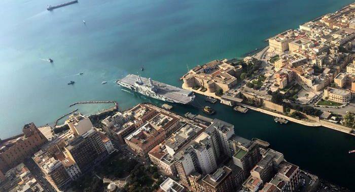 Ispezione Anac e Gdf in Arsenale militare Taranto