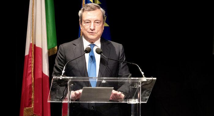 Mario Draghi tra i 100 di Time, unico italiano