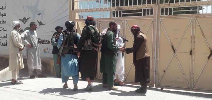 Protesta anti Talebani a Herat, due morti e 8 feriti