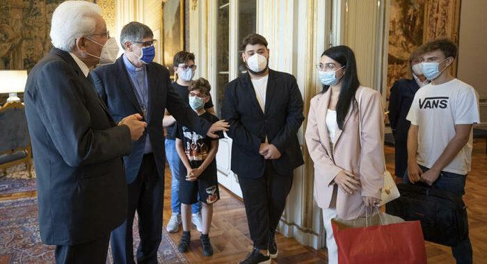 Quirinale: Mattarella riceve don Maurizio Patriciello