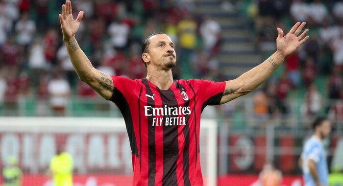 Serie A: Milan-Lazio 2-0