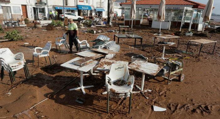 Spagna: danni per milioni di euro dopo forti piogge