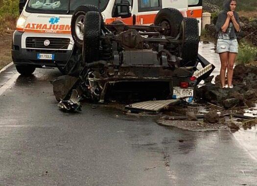 Tromba d'aria a Pantelleria, 2 morti e 9 feriti