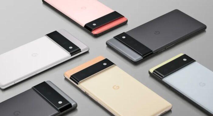 Google presenta Pixel 6 e Pixel 6 Pro, nel 2022 in Italia