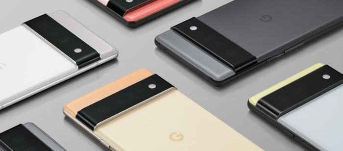 Google, sulla confezione del Pixel 6 c'è anche l'italiano